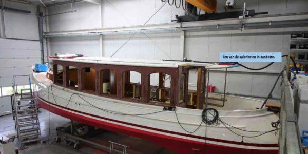 Overzicht met Shipbuilder voor Chinese mega-order Dutch Premium Yachts