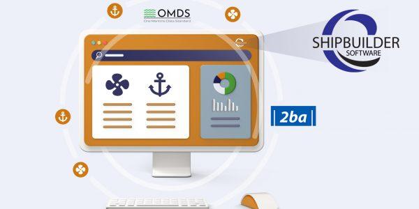Shipbuilder ondersteunt One Maritime Data Standard