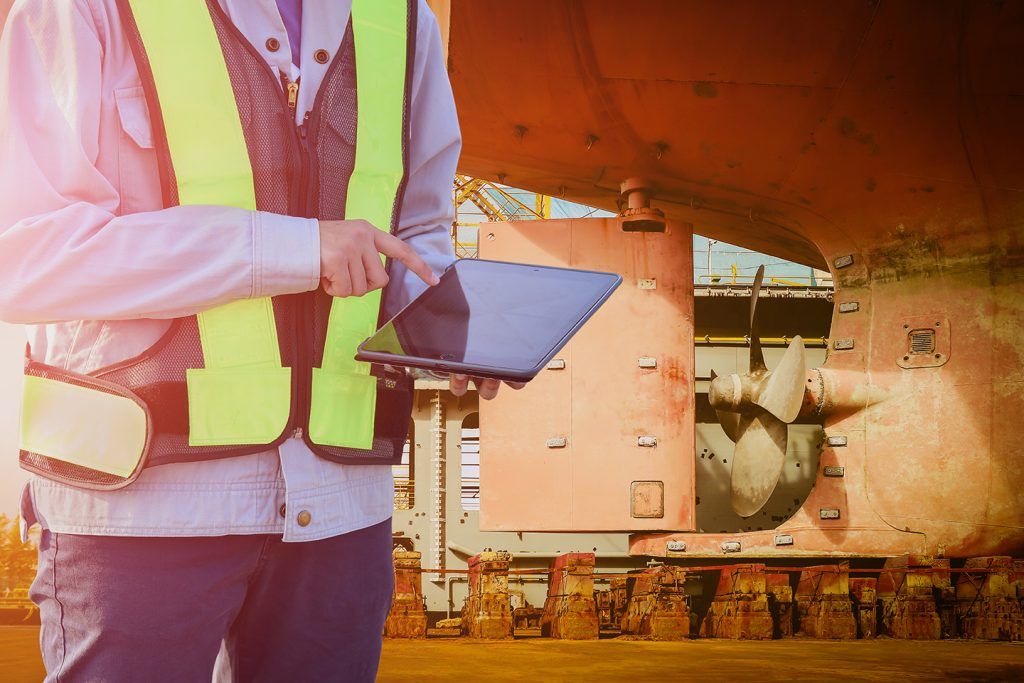 Maritime Industry: A 3-Step Maritime Digital Transformation Strategy