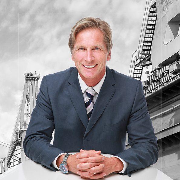 Wilco Veerman - Director Shipbuilder Australia