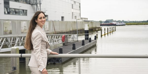 Rosaline Pahud de Mortanges over maritieme artificial intelligence