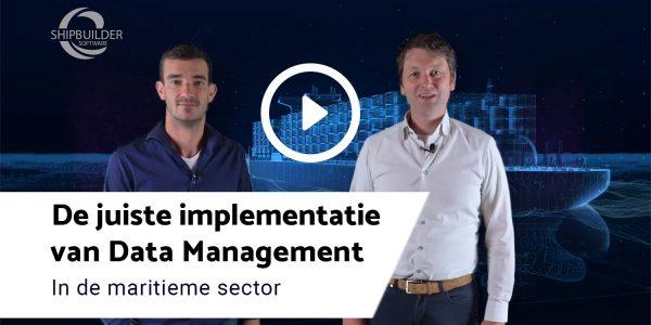 De juiste Implementatie van Data Management